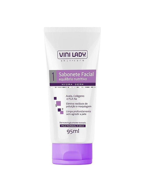 Sabonete Facial Equilíbrio Nutritivo 95ml