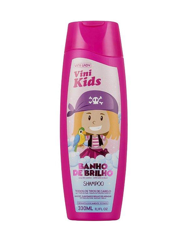 Shampoo Vini Kids Banho de Brilho