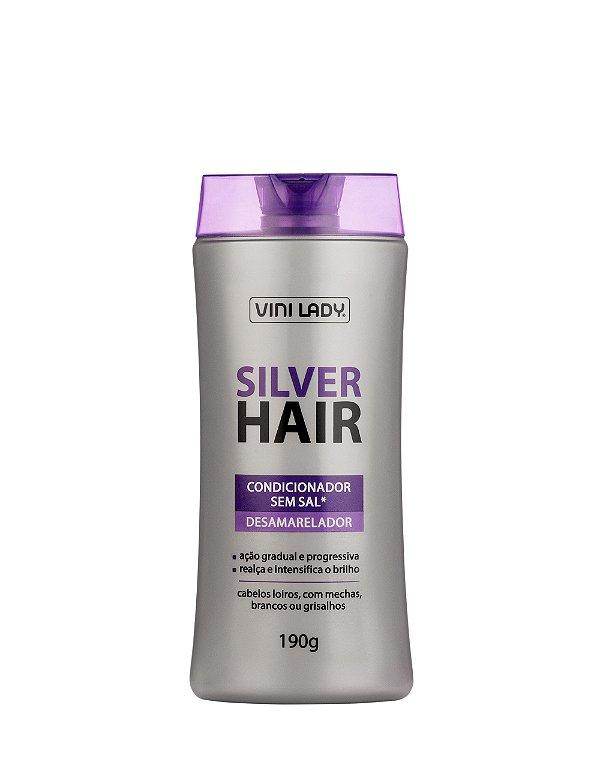 Condicionador Desamarelador Silver Hair 190g