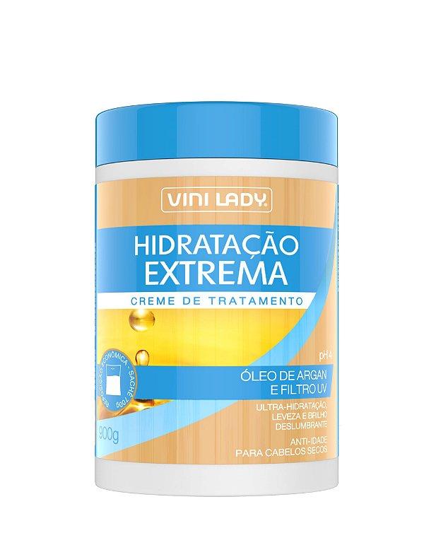 Creme de Tratamento Hidratação Extrema 900g