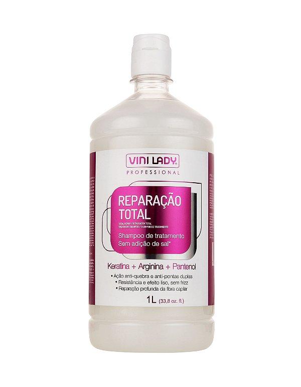 Shampoo Profissional Reparação Total 1L