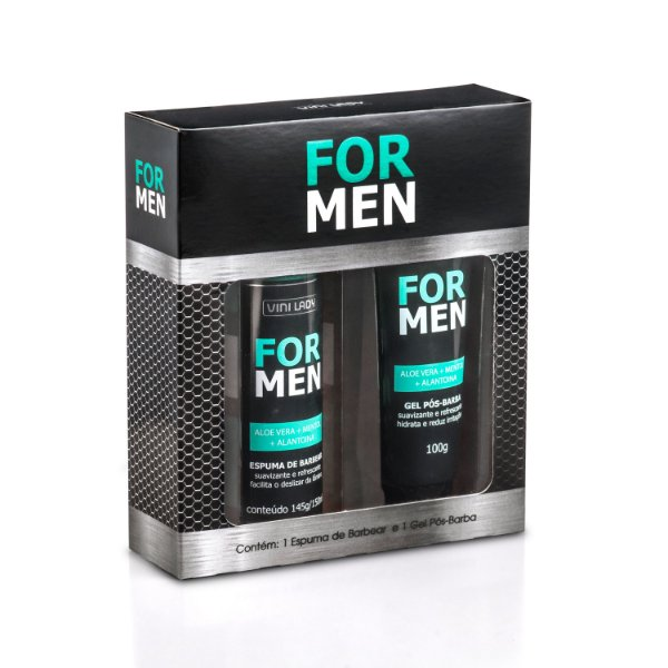 Kit Vini Lady For Men