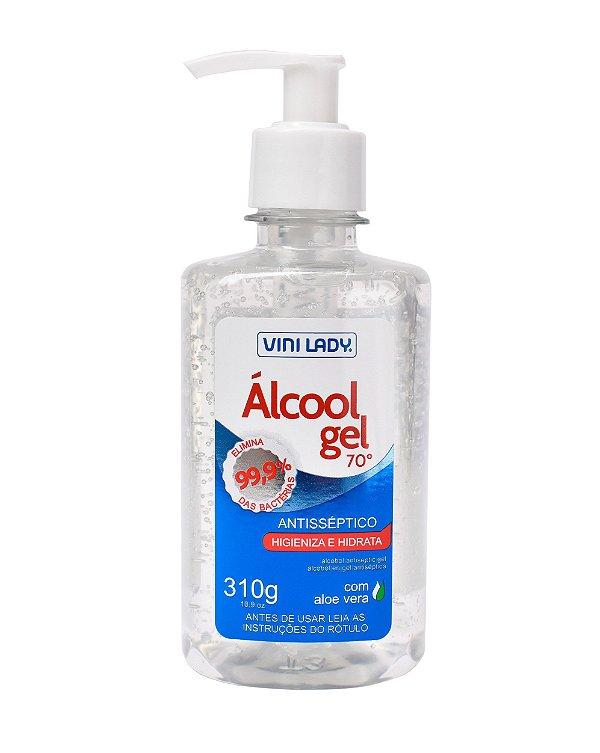 Álcool Gel 70% 310g