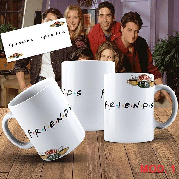 Caneca Série Friends