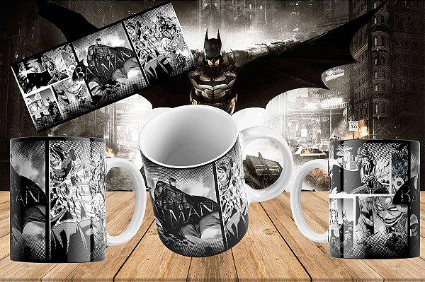 Caneca Batman HQ