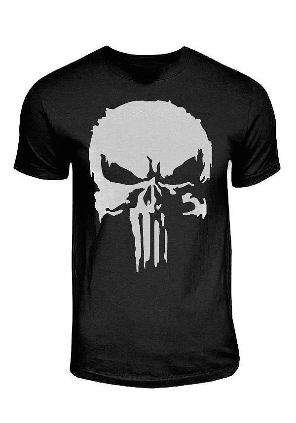 Camiseta The Punisher (O Justiceiro)