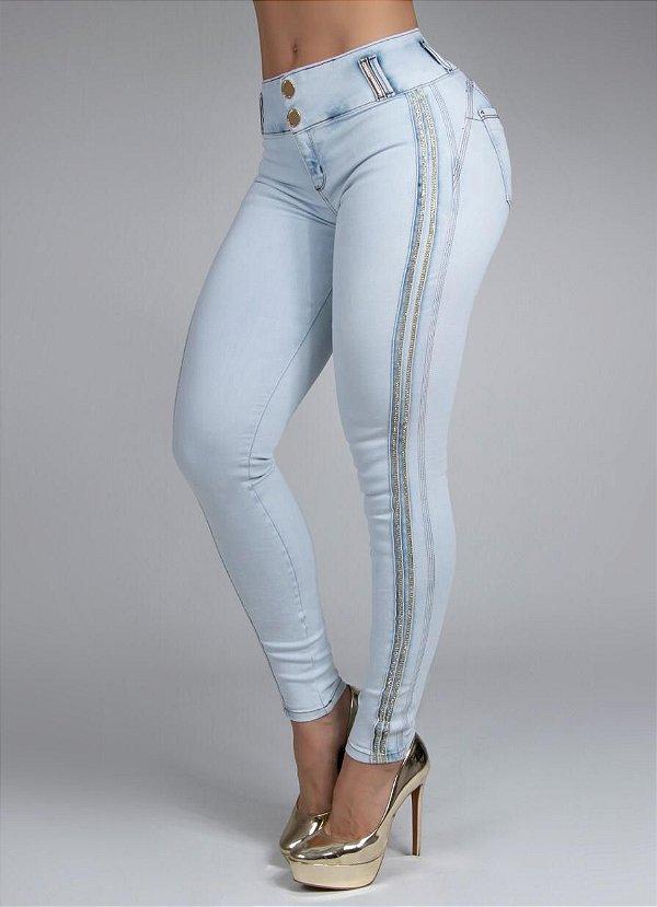 Calça Cigarrete Pit Bull Jeans Ref. 28850