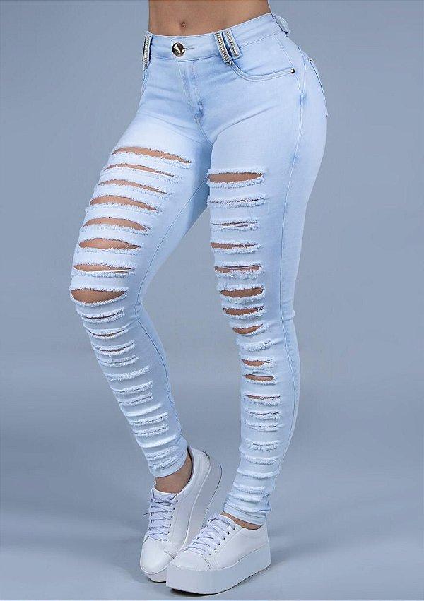 Calça Cigarrete Pit Bull Jeans Ref. 31961