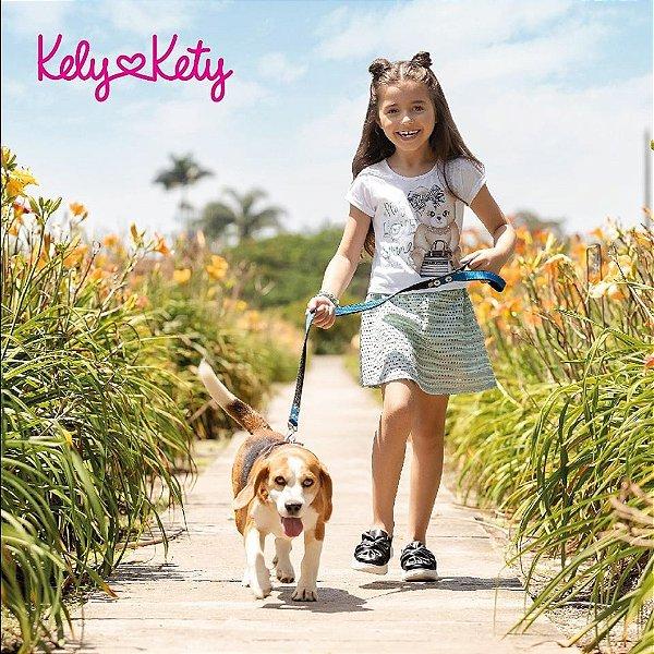Kit 30 Peças Kely Kety Verão. Composto por conjuntos, vestidos e avulsas na grade do P ao 10 anos