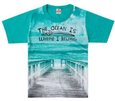 Kit de 50 peças avulsas marcas mistas verão composto por blusinhas, camisetas, shorts e legging, na grade do P ao 14