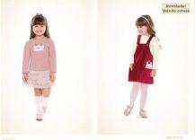 ◼ Kit Fakini Play Inverno - Composto por: 25 peças, Grade: P ao 10, Sendo: Conjuntos e Vestidos. IMAGENS ILUSTRATIVAS.