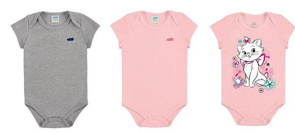 ◼ Kit Marlan Baby Body´s - Composto por: 25 peças, Grade: P ao G, Sendo: Bodys e Calças. IMAGENS ILUSTRATIVAS