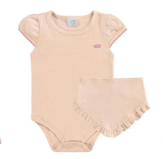 ◼ Kit FOFURA Marlan Baby Body´s - Composto por: 25 peças, Grade: P ao G, Sendo: Bodys e Calças - CÓD. 053 - IMAGENS ILUSTRATIVAS