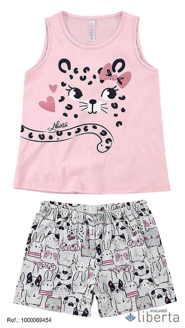 ◼ Kit Malwee Liberta (pijamas) - Composto por: 20 peças, Grade:  01 ao Maior, Sendo: Conjuntos e Camisolas. IMAGENS ILUSTRATIVAS