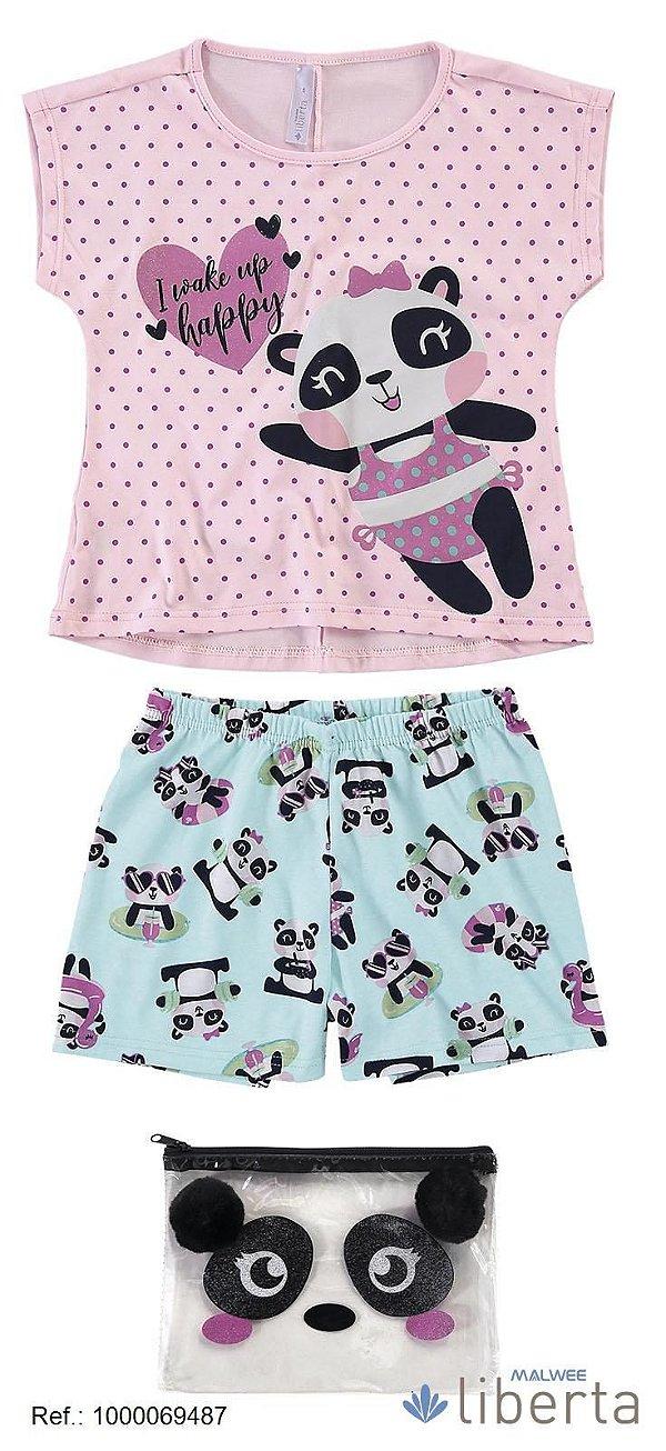 ◼ Kit MALWEE EXCLUSIVO Liberta (pijamas) - Composto por: 20 Peças; Grade:  01 ao Maior; Sendo: Conjuntos e Camisolas. ◼ IMAGENS ILUSTRATIVAS