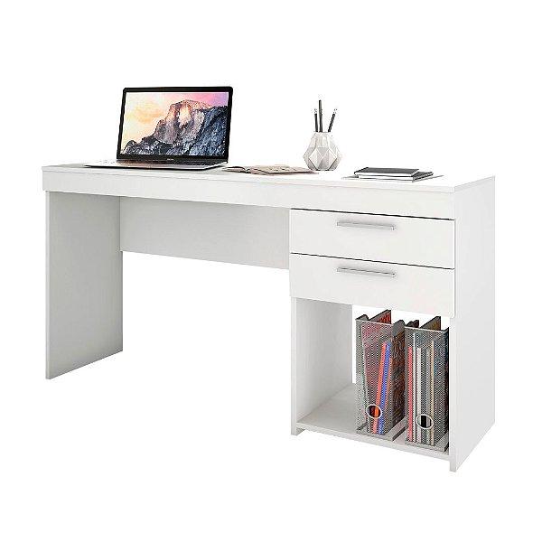 Mesa de Computador Office Branca Notável Móveis