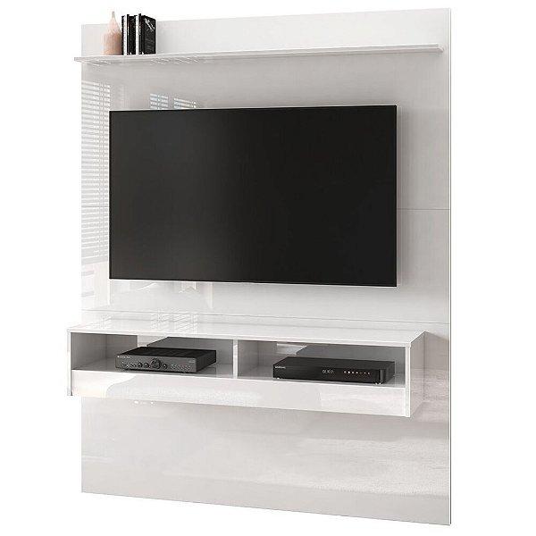 Painel para TV até 50 Polegadas Torino Branco EDN