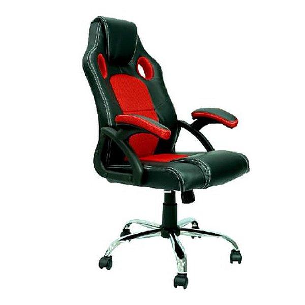 Cadeira Gamer Slim X3 Vermelho