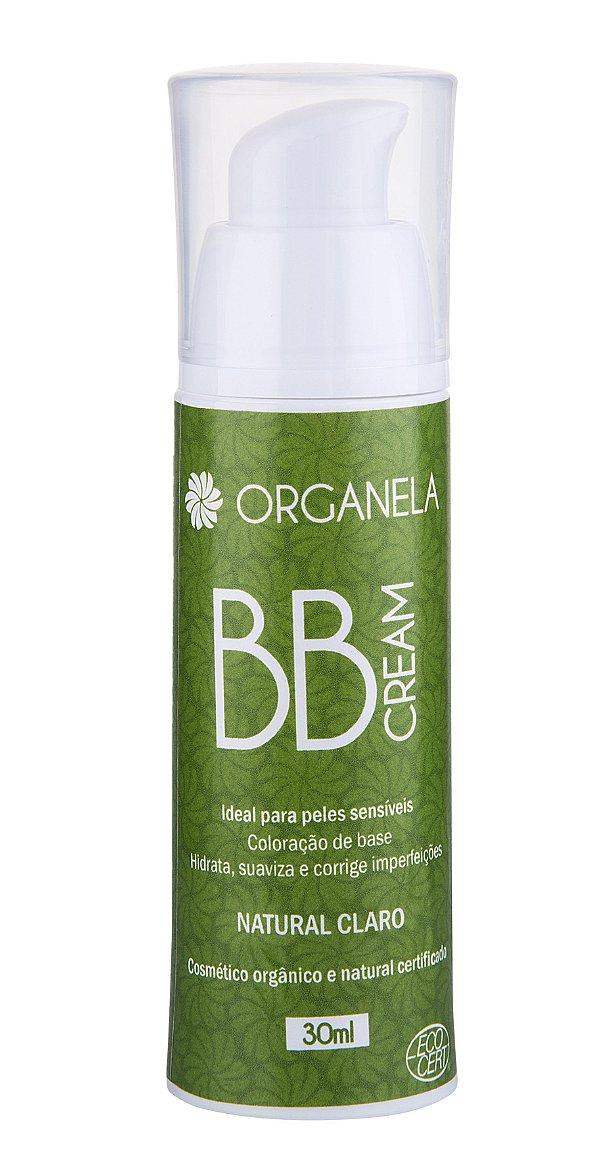 BB Cream - Natural Claro - 30ml