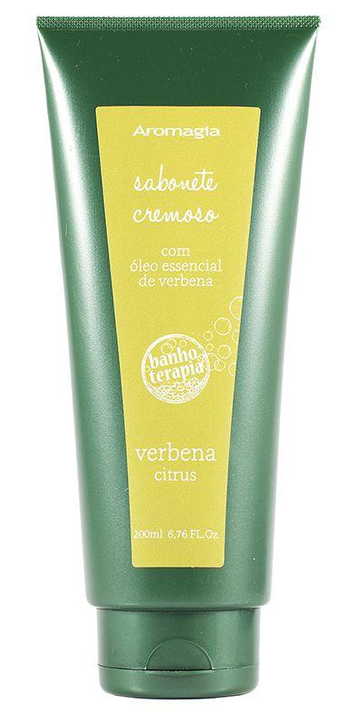 Banhoterapia - Verbena e Citrus Sabonete Cremoso 200ml