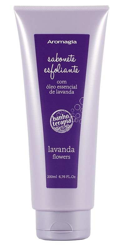 Banhoterapia - Lavanda e Flowers Esfoliante 200ml