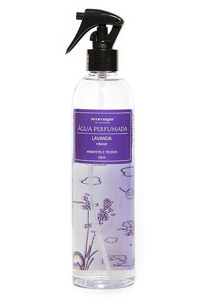 Aromagia - Água Perfumada Lavanda 500ml