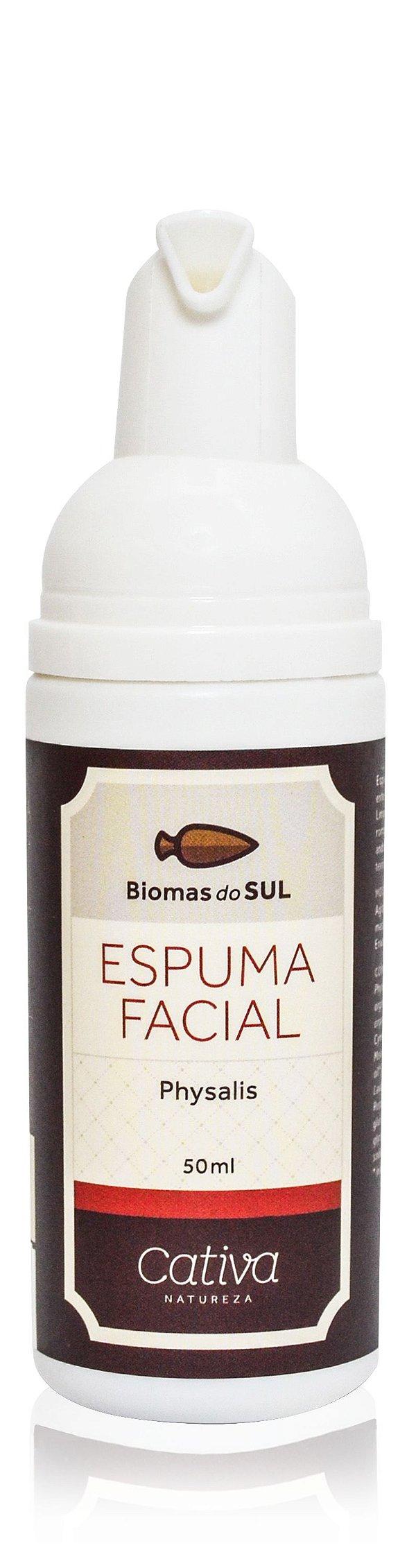Espuma Facial Biomas Physalis 50ml
