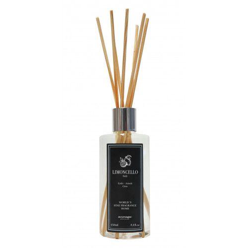 Difusor por varetas World's Fine Fragrances Aromagia - Limoncello - 250ml