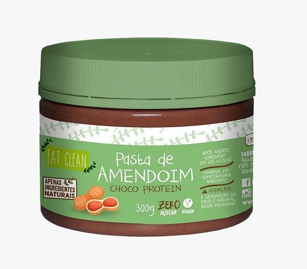 Pasta de Amendoim Choco Protein Eat Clean - 300g