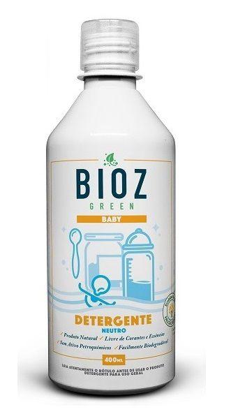 Detergente Baby Neutro (frasco) - BIOZ 400ml
