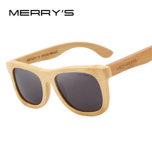 7f2c6e3c5f518 Óculos de Sol Masculino Bambu Retrô - MACHO ALFA CLUB