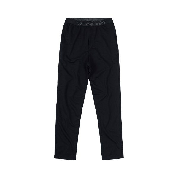 Calça Masculina de Moletinho Loungewear Kap Lounge - Preto