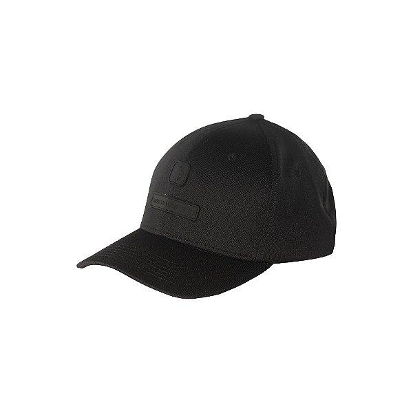 Boné Inspired Flex Baseball Cap - Preto