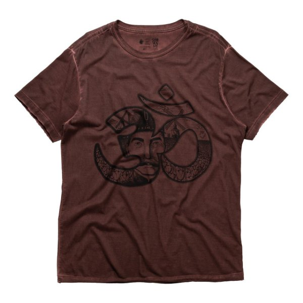T-Shirt Mantra Volke Vinho