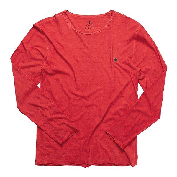 T-Shirt M/L Dry Tinting Vermelho