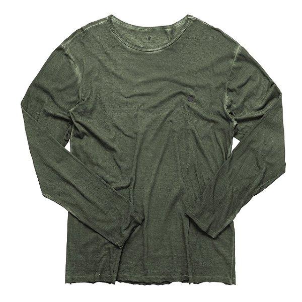 T-Shirt M/L Dry Tinting Verde