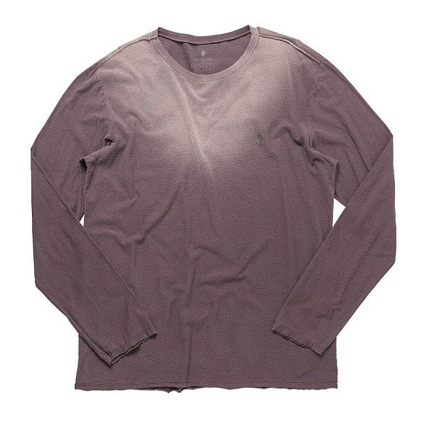 T-Shirt M/L Up Spray Cinza