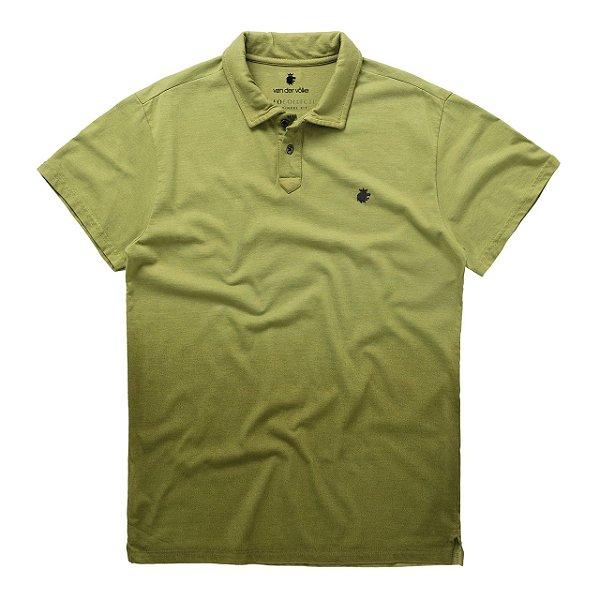 Polo Gerim Deld Verde Militar