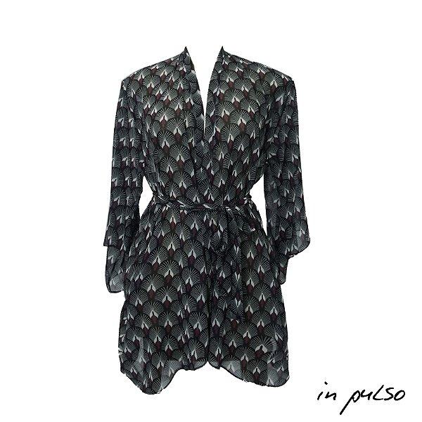 Minicoleção In Pulso: Kimono Museline In Pulso