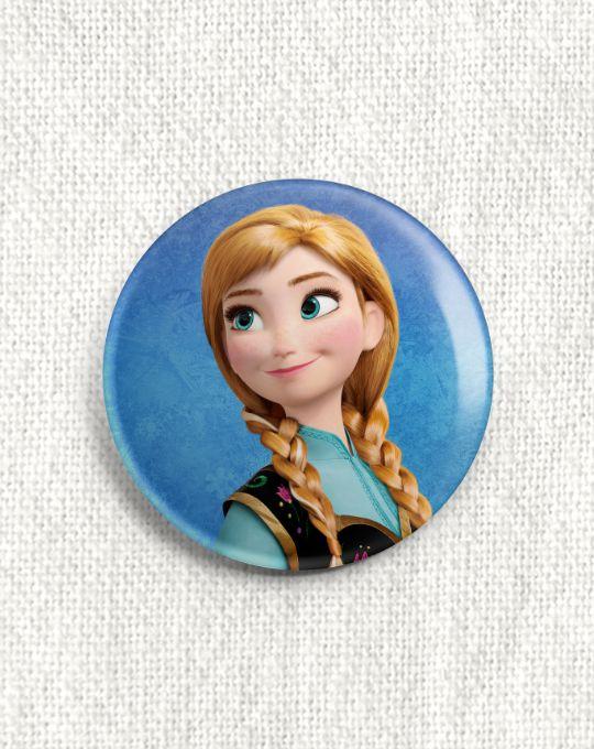 Boton Anna - Frozen