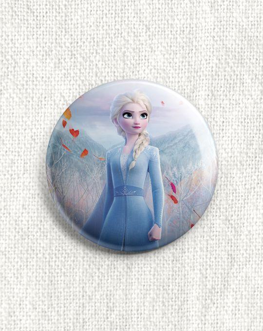 Boton Elsa - Frozen