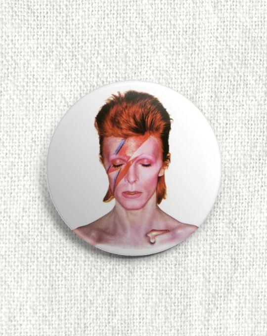 Boton David Bowie