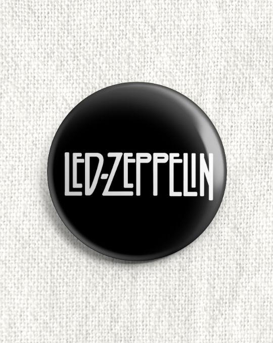 Boton Led Zeppelin