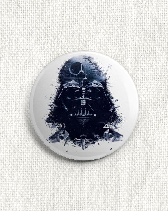Boton Star Wars - Darth Vader