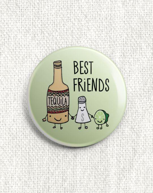 Boton Best Friends