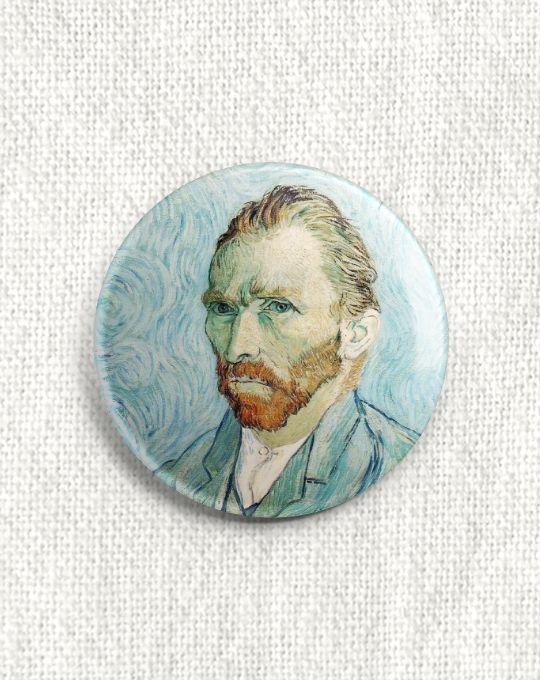 Boton Van Gogh
