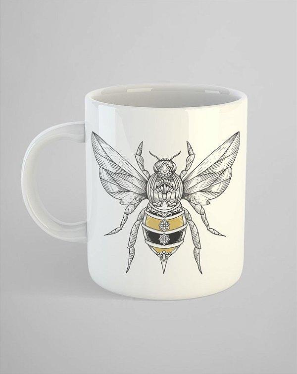 Caneca Queen Bee