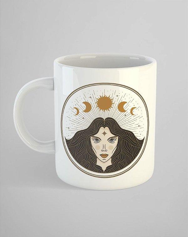 Caneca Moon Woman