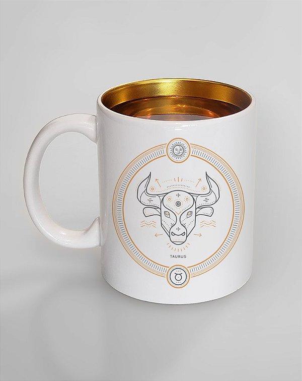 Caneca Zodíaco - Taurus