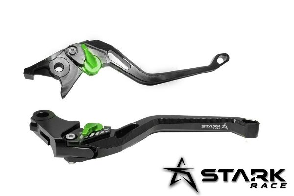 Manete Esportivo Longo Stark Ninja 650 Versys Zx 6 Er 6n 6f